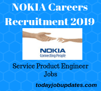 NOKIA Careers Recruitment 2019