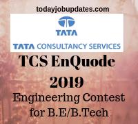 TCS EnQuode 2019