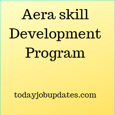 Aera Skill Development program for freshers-2019
