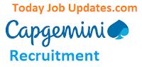Capgemini recruitment drive 2019