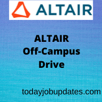 Altair off-campus drive