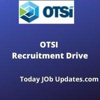OTSI Recruitment Drive