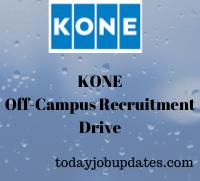 Kone Off-Campus Drive