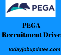 Pega Recruitment Drive