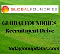 Globalfoundries Recruitment drive