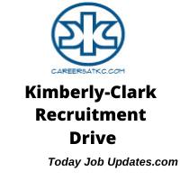 Kimberly-Clark Recruitment Drive