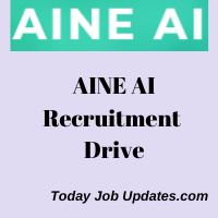AINE Info-Tech Off-Campus Recruitment Drive