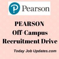 Pearson off-campus Drive