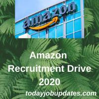 Amazon Off-Campus Drive
