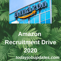 Amazon Off-Campus Drive
