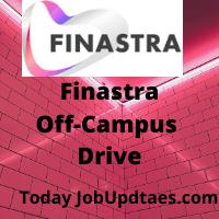 Finastra Off Campus Recruitment drive