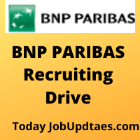 BNP Paribas Recruitment