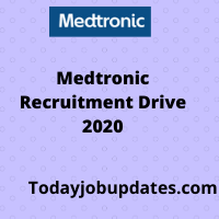 Medtronic Recruitment drive