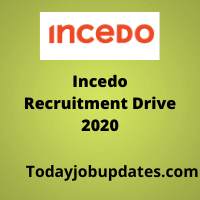Incedo Technology Solutions Ltd Recruiting Drive