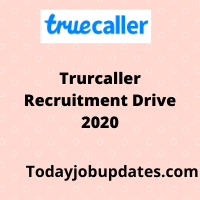 Truecaller Recruitment Drive