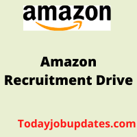 Amazon Recruitment Drive