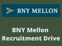 BNY Mellon Recruitment Drive