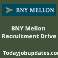 BNY Mellon Recruitment Drive