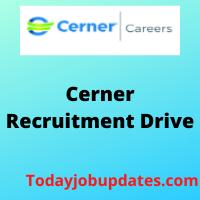 Cerner Recruitment drive