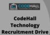 CodeHall Technology Recruitment Drive