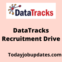 DataTracks Recruitment drive