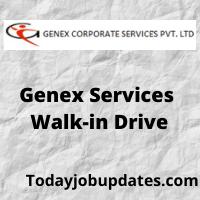 Genex Services Recruiting Drive