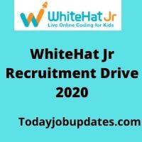WhiteHat Jr Recruiting Drive