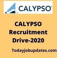Calypso Recruitment Drive