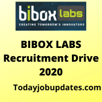Bibox labs Recruitment Drive