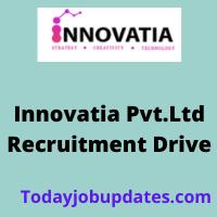 Innovatia Recruitment drive