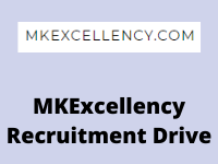 MkExcellence recruitment drive