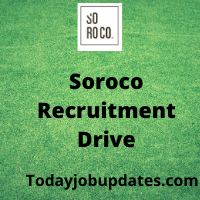 soorco recruitment drive