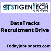 Stigentech Recruitment drive