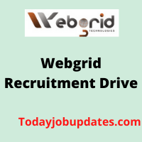 Avantech Web Grid Technologies Recruitment Drive