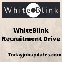 WhiteBlink Recruitment Drive