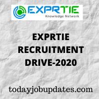 Expertie Recruitment Drive