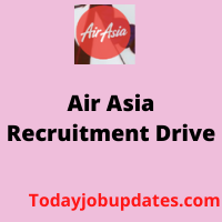 Airasia Recruitment Drive