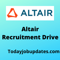 altair recruitment drive
