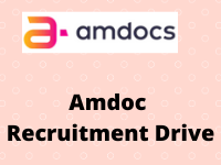 amdocs Recruitment drive