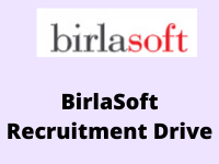 birlasoft Recruitment Drive
