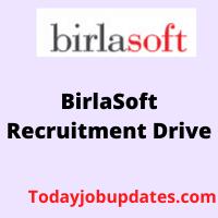 birlasoft Recruitment Drive