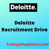 Deloitte Recruitment drive