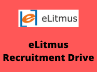 elitmus Recruitment drive