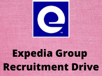 expedia group Recruitment Drive