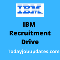 IBM Recruitment Drive