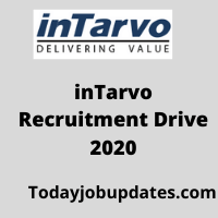 inTarvo Recruitment drive