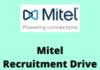 mitel Recruitment Drive