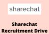 sharechat recruitment drive