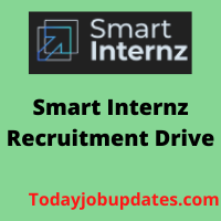 smartinternz Recruitment Drive