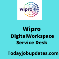 Wipro Wipro Digital Workspace Service Desk